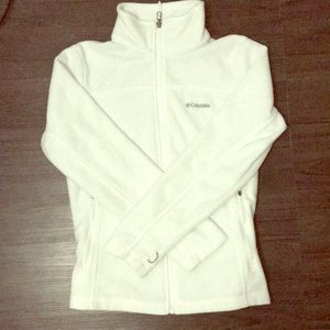 Women's Columbia fleece Zip up